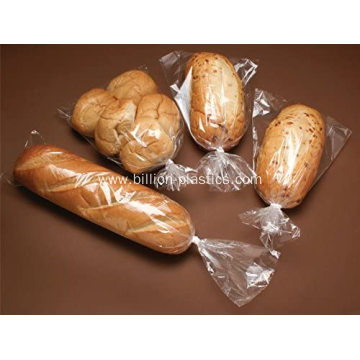 Bread Poly Transparent Clear Bakery Bags