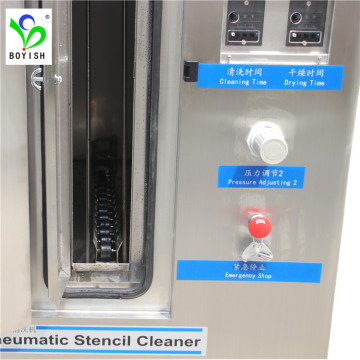 Pneumatic stencil  Cleaner in SMT line