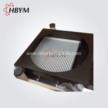 HBYM Zoomlion Concrete Pump Spare Parts Hydraulic Radiator
