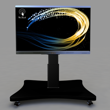 65 Inches Touch Panel With Automatic Stand