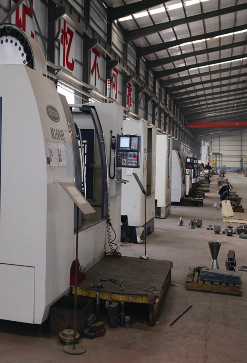 Machining Parts Factory