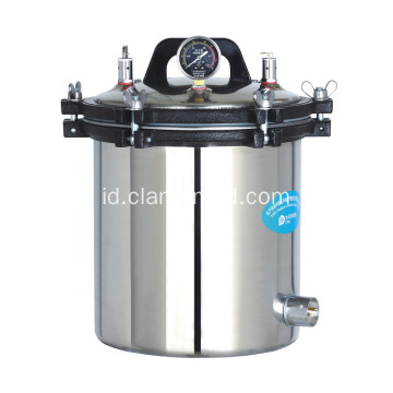 Tekanan Portable Steam Sterilizer Medical Autoclave