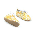 New Style Leather Soft Baby Popular Shoes