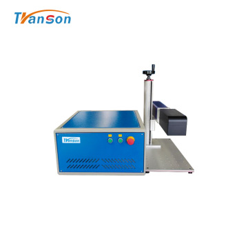 50w Fiber Laser Marking Machine For Name Jewelry
