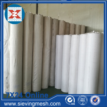 Plain Woven Wire Fabric