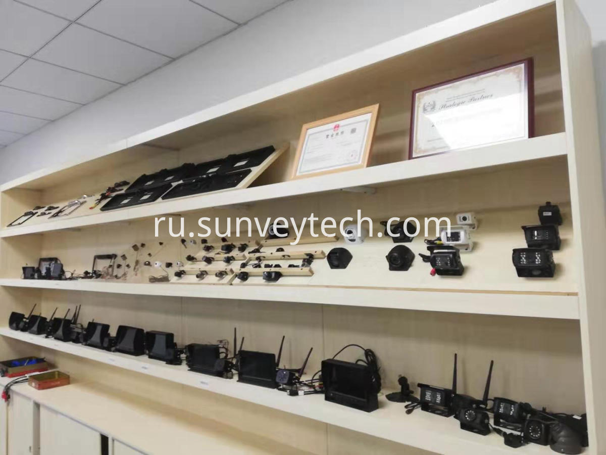 SVT CAM BACKUP CAMERA SHOWROOM
