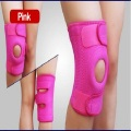 Orthopedic knee brace pads support medical