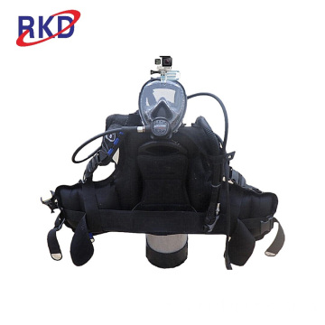 RKD anti-fog easy breathing diving scuba mask