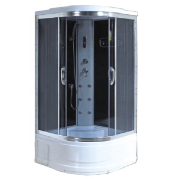 Portable Steam Bath Cabinet With High Tray