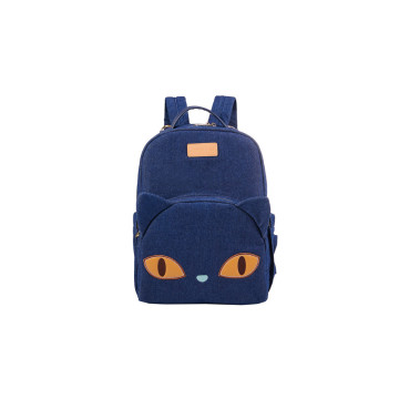 Diaper Bag in Denim
