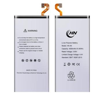 2019 hot sale Sumsung a9 cell phone batteries