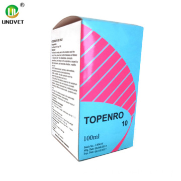 Veterinary Medicines Enrofloxacin 10% Injection