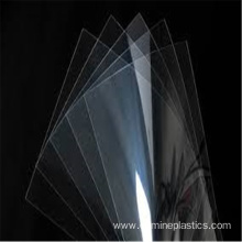 Protection film 0.5mm clear polycarbonate plastic film