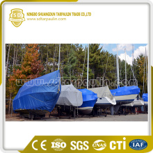 Blue Heavy Duty Boat Cover Breathable Boat Cover