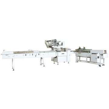 OK-803 Full auto toilet paper single packing machine