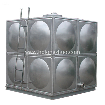 30m3 Stainless Steel 316 Water Tank