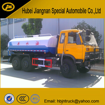 Dongfeng 6 x 6 Water Tank Truck