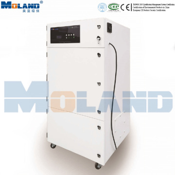 High Efficiency HEPA Filter Smoke Odor Extractor