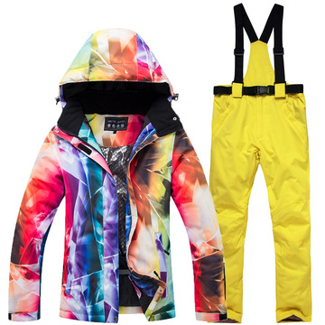 Ms Ski Outfit Protective Suits