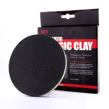 6In Clay Bar Pad Disc for Car Detailing