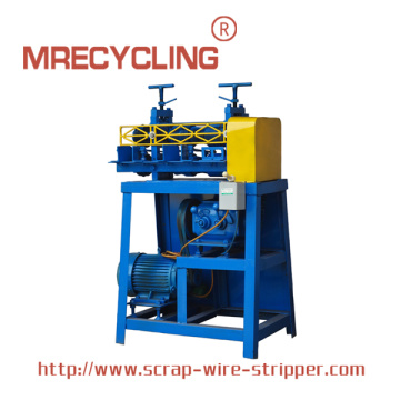 Copper Scrap Wire Stripping Machine For Sale
