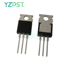 Voltage ruggedness and reliability 800V triac manufacturer
