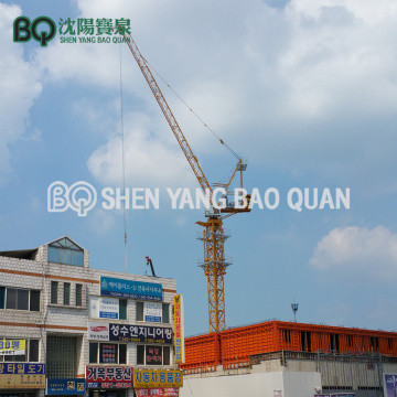 BQ GHD4015-5 Luffing Tower Crane