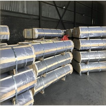 UHP 1800mm 2100mm 2400mm Carbon Electrode