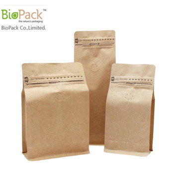 Compostable PLA Eco Friendly Packaging Bags for Coffee