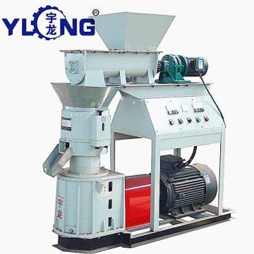Small pellet machine saw dust