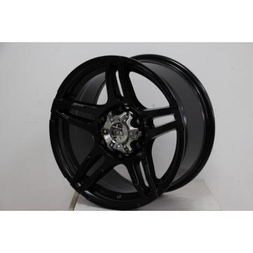 5Spoke Black alloy wheel Tuner