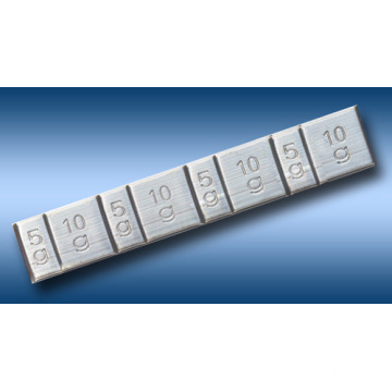 Pb Stick-on /Adhesive Wheel Weights 5g/10gX4