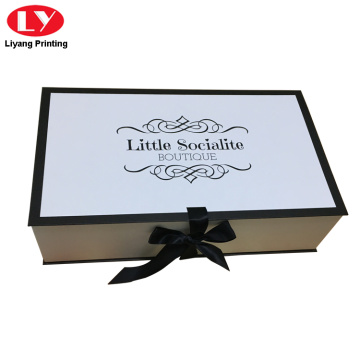 Hot Sell White Gift Box Wedding Packaging