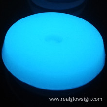 Realglow Photoluminescent Disc 퓨어 블루