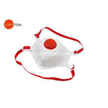 FFP3 Cup Respirator Head Strap with Valve CE