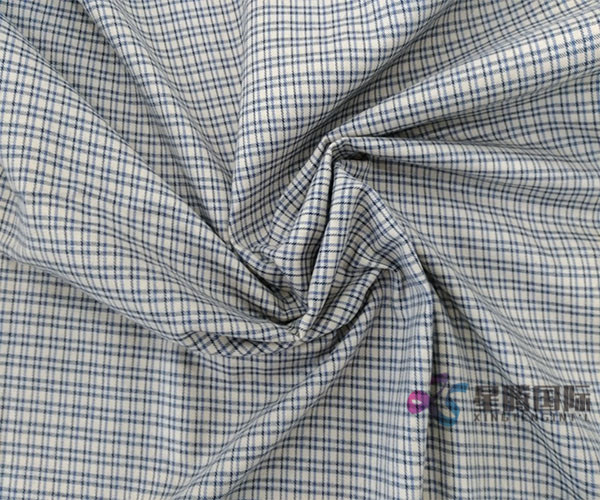 Cotton Shirt Material With Hygroscopic