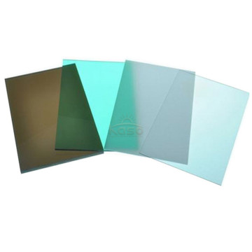 Sheet Clear Plastic Sound Barrier Polycarbonate Panel