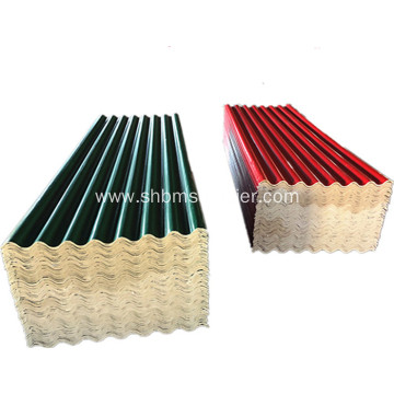 Long Time Service Mgo Roofing Sheet
