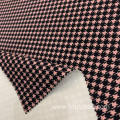 Factory-Customized Hound Tooth Check Printing Fabric