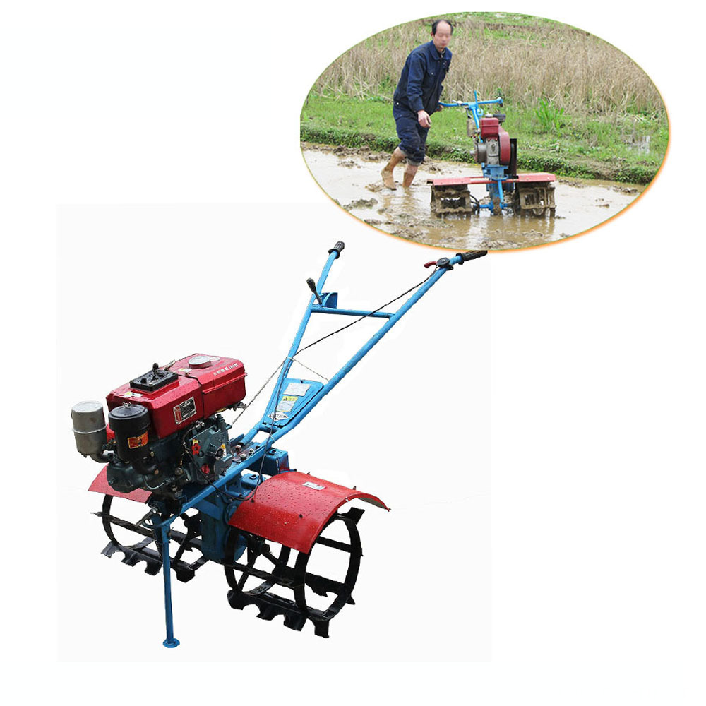 Agriculture Machinery Equipment Mini Power Tiller
