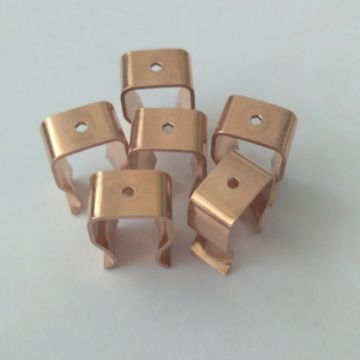 copper brass electrical metal stamping parts