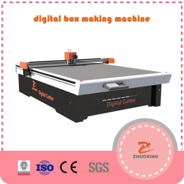 Cnc Knife Cutting Machine And Digital Cutter