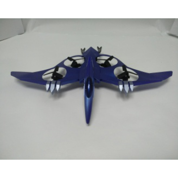 4channel R / C Pterosaur fpv quadcopter drone