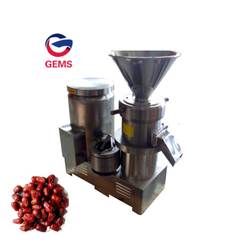 Fresh & Dry Dates Paste Grinding Processing Machine