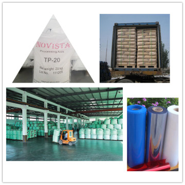 Acrylic Processing Aid TP-125 for rigid PVC products