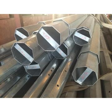 Slip Joint Steel Pole