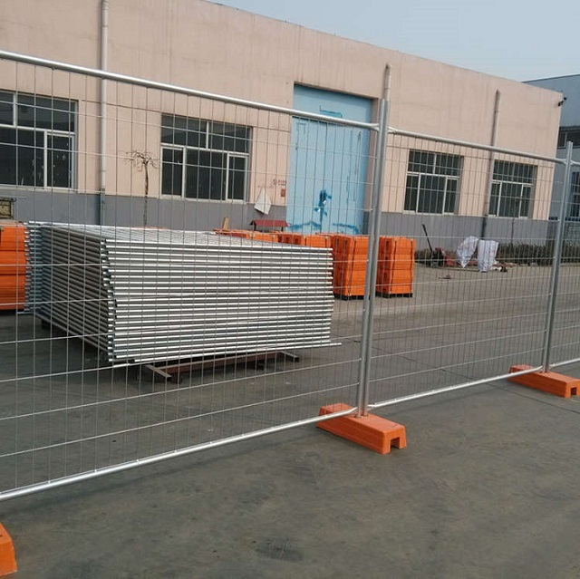 Galvanized High Quality Temporary Fence for Australia