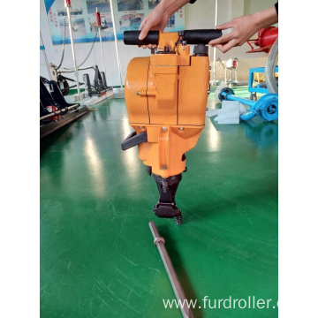 Manual Road Breaker Used For Clearing Gasoline Concrete Damaged Road FPC-28