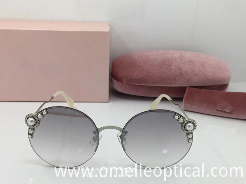 New Look Cat Eye Sunglasses