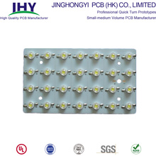Multilayer Aluminum Base PCB Board Metal Core PCB Round